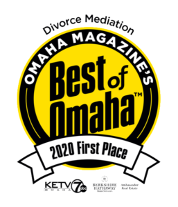 Best divorce lawyer in Omaha - 2020 - Omaha Magazine Award