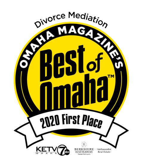 Best divorce lawyer in Omaha - 2020 - Omaha Magazine Award