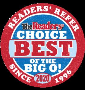 Best Divorce Law Firm - Readers Choice - 2020 - (transparent bkgrd)