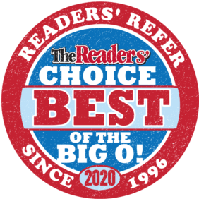 Best Divorce Law Firm - Readers Choice - 2020 - (transparent bkgrd)